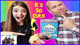 WEIRD PRODUCT NAMES  *LIVE ANIMAL* / That YouTub3 Family