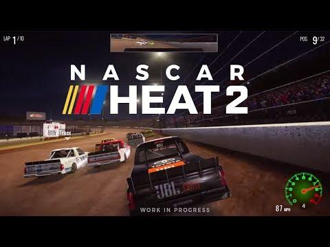 NASCAR Heat 2-Eldora Speedway Race-Along (My thoughts)