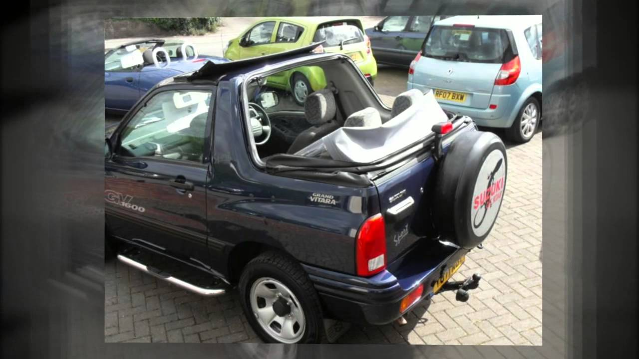 2001 Suzuki Grand Vitara For Sale 01980 610231 Bourne