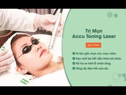 Hasaki.vn - Trị Mụn Viêm Với Accu Toning Laser - Bác Sĩ Trực Tiếp Thực Hiện (Điều Trị Mụn)