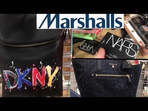 Marshalls NEW LOCATION! Awesome CLEARANCE on Bags Nars Cosmetics, Shoes! from YouTube · Duration:  12 minutes 16 seconds