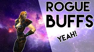 ROGUE BUFFS! (Patch Discussion) - (Combat Rogue PvP) Warlords of Draenor 6.0.3