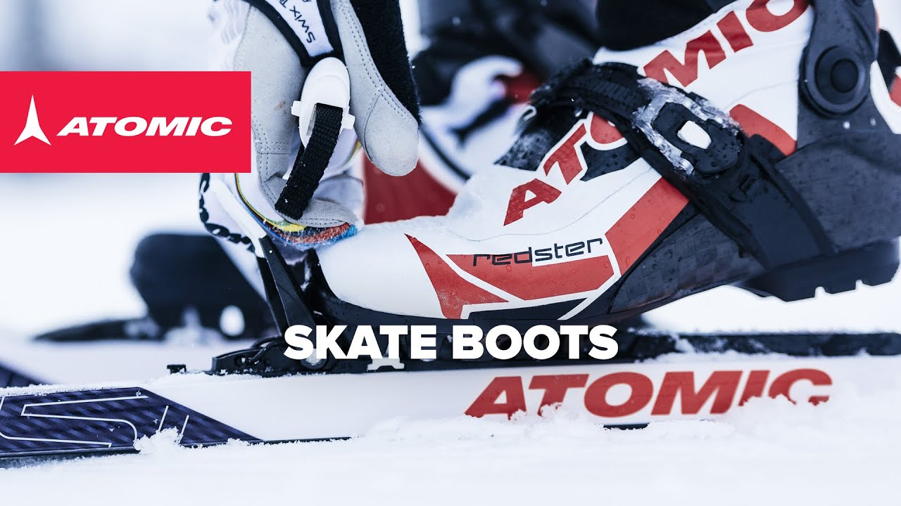 Atomic Skate Boots 201516 Youtube