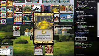 Dominion Online League - Dan Brooks vs. Markus
