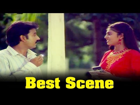 Thendral Varum Theru Movie : Ramesh Aravind, Kasturi Best Scene