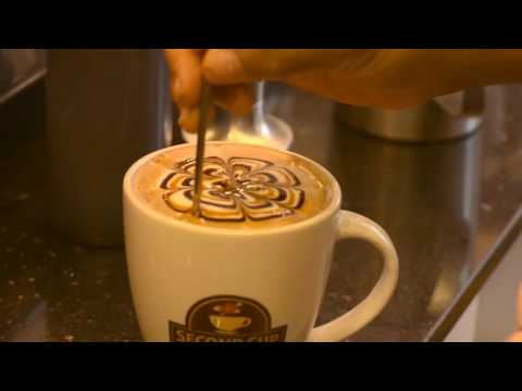 Second Cup Coffee Ghana official commercial
