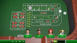 Craps 2 | 9 26 18 | Hoyle Casino Collection