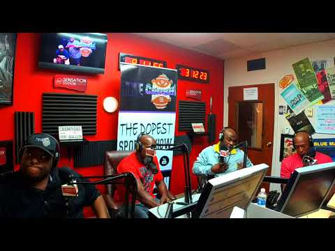 The Crush Sports Talk w/ guest Tony Delk