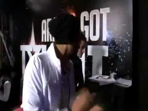 العرض الذي منع عرضة على قناة mbc في Arab Got Talent
