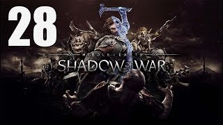 Middle-earth: Shadow of War - Walkthrough Part 28: A Stench on the Wind