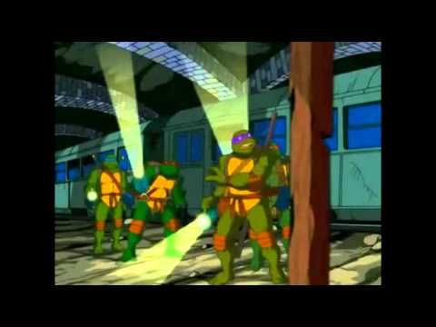 Tmnt 2003 Notes From The Underground Part 1 1 2 Youtube