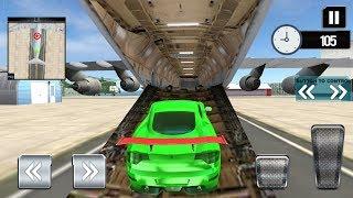 Modern Car Transporter Plane Android Gameplay #2