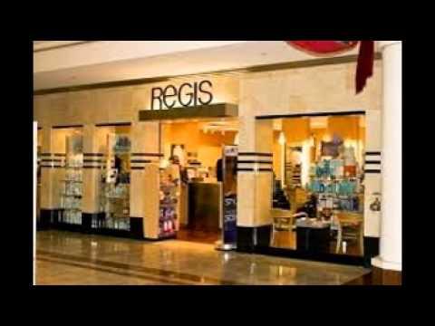 Regis Hair Salon Prices