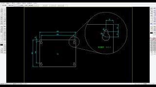 JW CAD 使い方(縮尺)詳細図作図