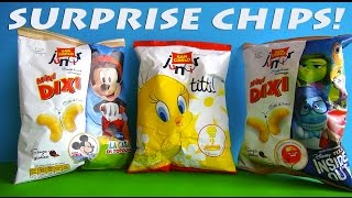 MICKEY MOUSE CLUBHOUSE tweety INSIDE OUT surprises ミッキーマウス・クラブハウス インサイド・ヘッド