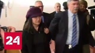 Финансовый директор Huawei подала гражданский иск против властей Канады - Россия 24