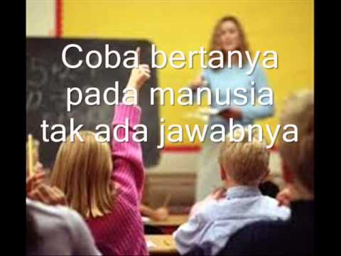 Peterpan Langit Tak Mendengar (with lyrics)