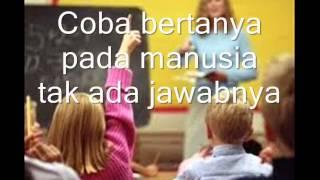 Peterpan Langit Tak Mendengar (with lyrics)