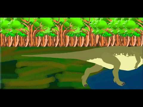PPBA Carnotaurus vs Utahraptor