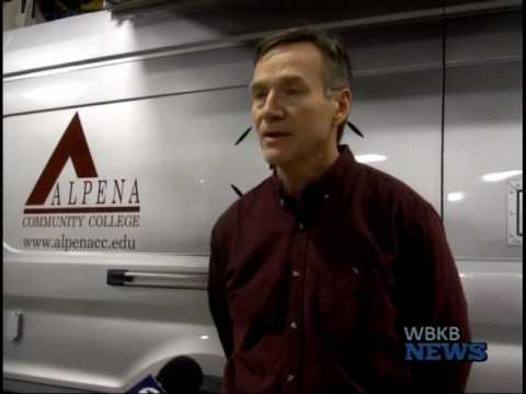 Alpena Community College Unveils UAS Mobile Command Unit