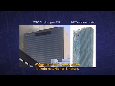Architects and engineers for 9/11 truth - german/deutsch