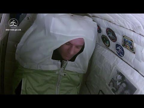 Dormir Dans L'espace
