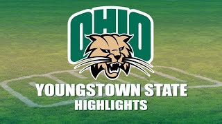 Ohio Soccer 2018: Youngstown State Highlights