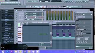 Kanye West - SpaceShip ( FL STUDIO REMAKE)