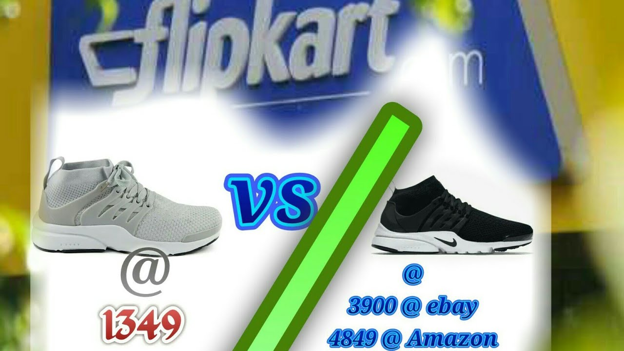 09e0ff990995c Nike air presto shoe copy cheapest in INDIA - YouTube