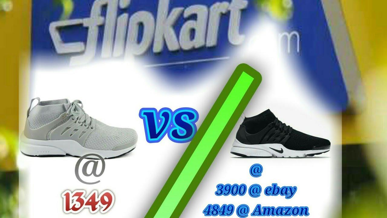 a5a99e0bd70 Nike air presto shoe copy cheapest in INDIA - YouTube