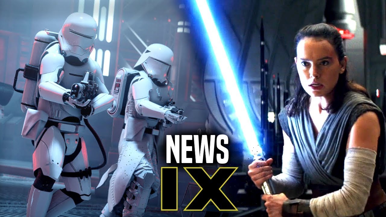 Star Wars 9 News