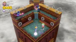 Captain Toad - Episode 2 Level 18 - Kampf auf den Turmspitzen