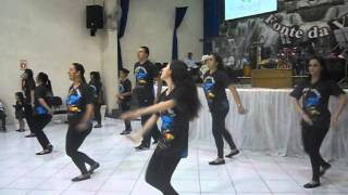 Coreografia Mil Graus -Renascer Praise 18 (Saltare Lovart)