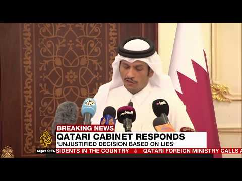 """Qatar Crisis - Explained """"Ongoing rift in GCC Nations is to hold council Guardianship ?"""""""