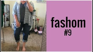 *FASHOM* UNBOXING AND TRY-ON #9 | Taren Denise