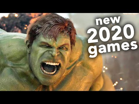 Top 15 NEW Games of 2020 [FIRST HALF]