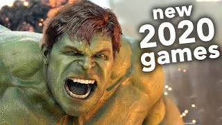 Top 15 New Games Of 2020  First Half