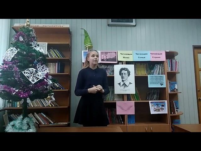 Изображение предпросмотра прочтения – ВалерияКрипакова читает произведение «О,весна,без конца и без краю» А.А.Блока