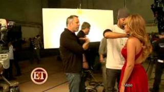 Beyonce Behind the Scenes - Vizio Commercial