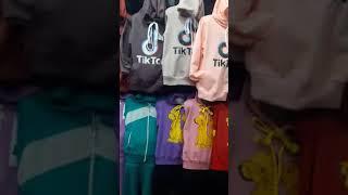Видео Детские спортивные костюмы оптом от 500 рублей