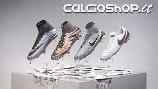 Rewiev: Nike Liquid Chrome Pack