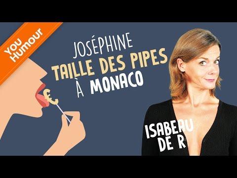 Isabeau de R, Joséphine 2 - Monaco
