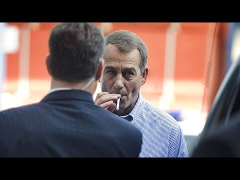 John Boehner Cashes In As Tobacco Lobbyist