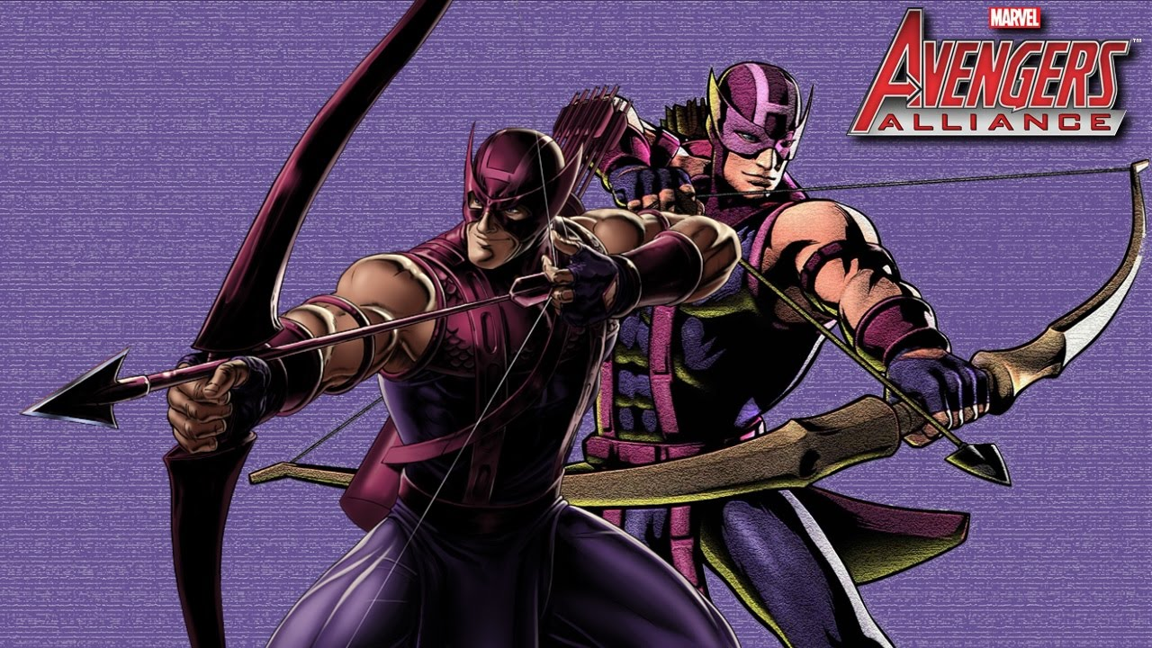 HAWKEYE's Moves Set Ma...