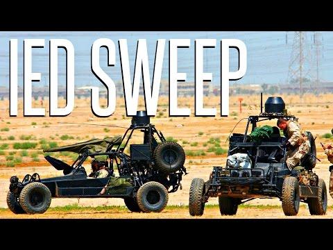 DESERT IED SWEEP - ArmA 3 Operation // Luetin09