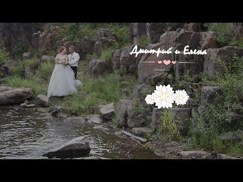 Свадебный клип Дмитрий и Елена