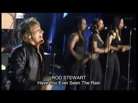 Rod Stewart - Have You Ever Seen The Rain (Cater Revival - Have You Ever Seen The Rain)