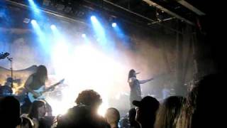 Unearth Live @ Hof Ter Lo - Bloodlust of the Human Condition