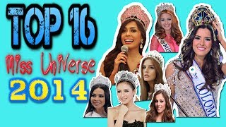 TOP 16 Miss Universe 2014 Predictions for FINAL Round