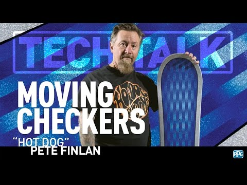 """Tech Talk - """"Moving Checkers"""" Technique with Pete """"Hot Dog"""" Finlan"""